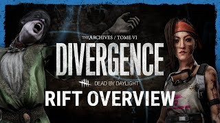 Dead by Daylight | Tome VI: DIVERGENCE Rift Overview