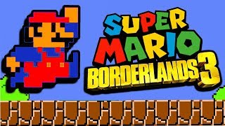 "CUTE!! BORDERLANDS 3 ""SUPER MARIO"" GAME EASTER EGG"