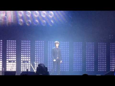 Ryeowook, Kyuhyun & Yesung - Sorry Sorry Answer @ SMTown Live in Paris Concert
