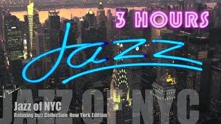 Jazz in New York, Best of New York City Jazz Music/New York Metropolitan Jazz Chillout Luxury Lounge