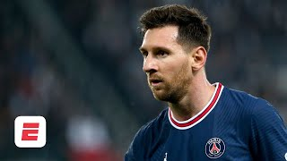 Is Lionel Messi's injury at PSG a big deal?   ESPN FC