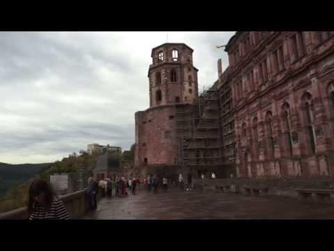 Heidelberg, das Schloss