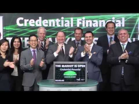 Credential Opens the Market