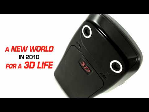 AIPTEK 3D i2 - 3D HD camcorder - Official video