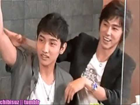 HoMin - Can't Take My Eyes (and Hands) Off You