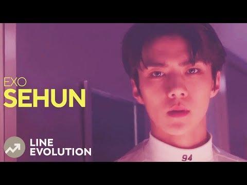EXO - SEHUN (Line Evolution)