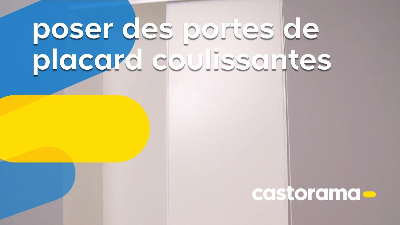 Porte Placard Coulissante Diy coulissante porte placard battante