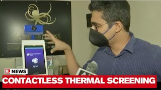 Telangana: Arvi Healthcare invents contactless facial reco..