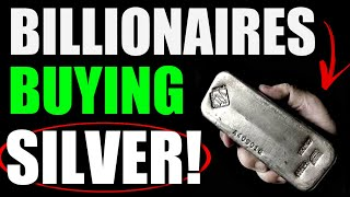 Silver BILLIONAIRE said prices will EXPLODE! (MUST WATCH)