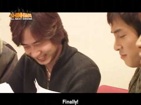 Shinhwa 'Myth of Hero' BTS (Eng Sub)
