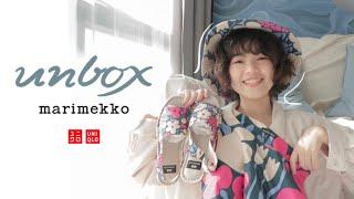 เปิดถุง collection ใหม่✨ UNIQLO x Marimekko Spring/Summer 2021 - UNBOX EP.9 📦 l mackcha