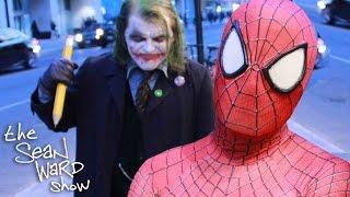 Spider-Man vs The Joker part 1