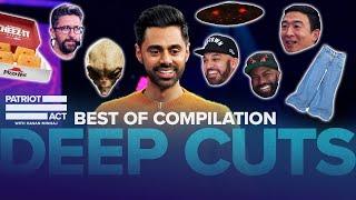 Best Of Hasan On Deep Cuts | Patriot Act with Hasan Minhaj | Netflix