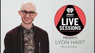 "Lyon Hart ""Delusional"" Acoustic Performance 