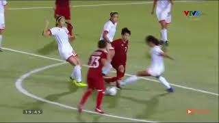Video tổng hợp: Nữ Việt Nam 2-0 Nữ Philippines (SEA Games 30)