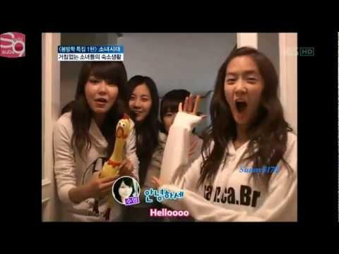 [SNSD] Jigeumeun Dorky Shi dae!! (funny cuts)