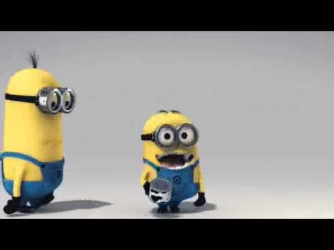 Despicable me screensaver youtube - Despicable me minion screensaver ...