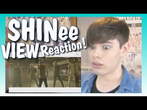 MV Reaction | SHINee 샤이니_VIEW