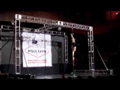 Kenneth Kao Pole to Pole Jump Pole Expo 2013
