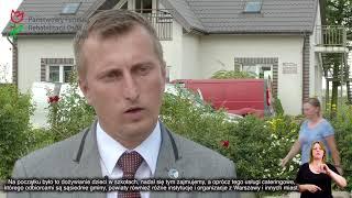 Miniatura: Z wizytą w Rolniczym Zakładzie Aktywności Zawodowej w Stanisławowie koło Płocka