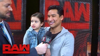 WWE Stars Trying To Land Movie Roles?, TV Star Brings His Son To RAW (Video), George Steele Tribute