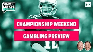 Saints-Rams and Chiefs-Patriots: Who's Going to the Super Bowl? | Championship Weekend Preview