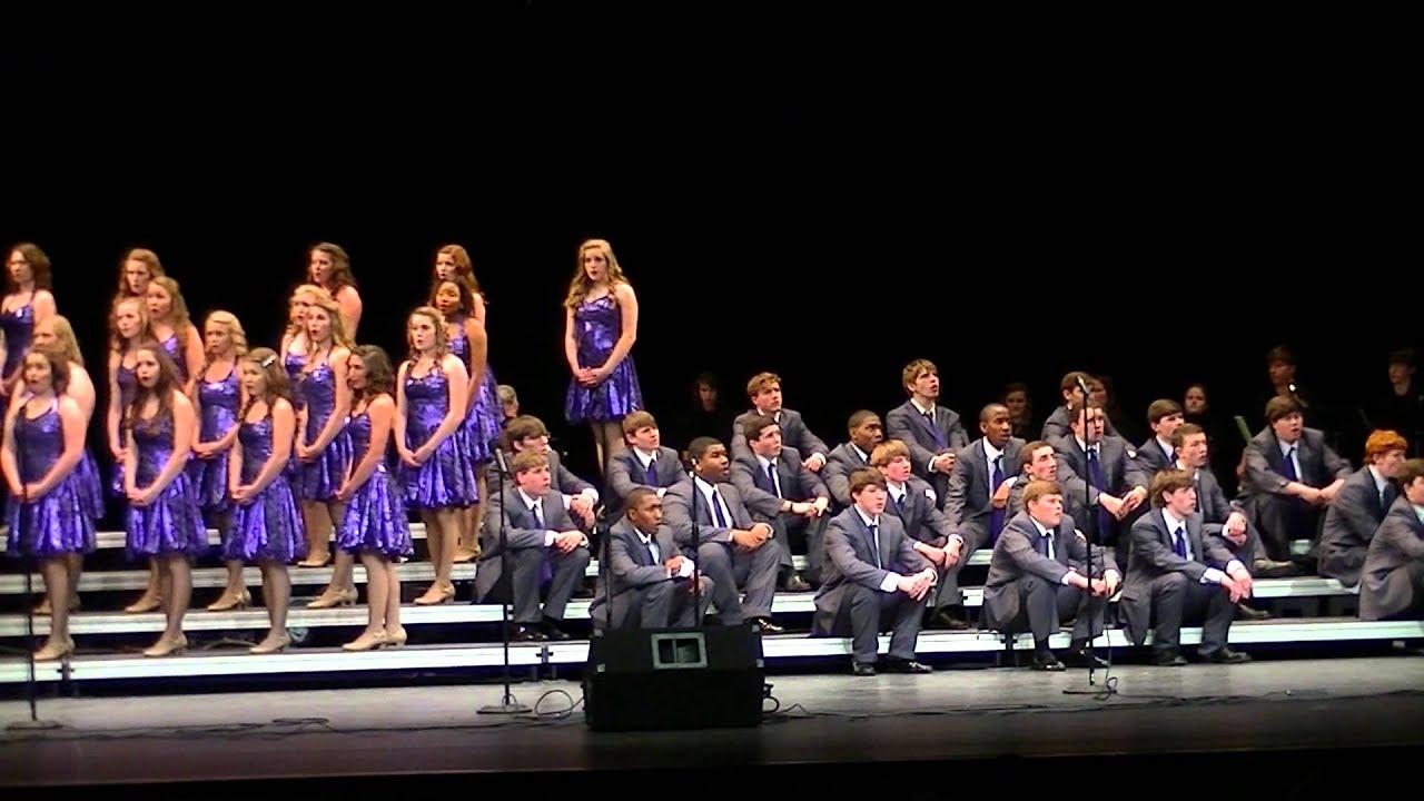 2013-03-02, Voltage, Southland Show Choir competition ...
