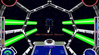 Star Wars: X-wing Vs Tie Fighter multiplayer 4 player Imperial campaign