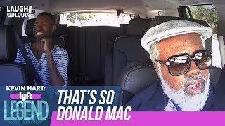 That's So D-Mac | Kevin Hart: Lyft Legend | Laugh Out Loud Network