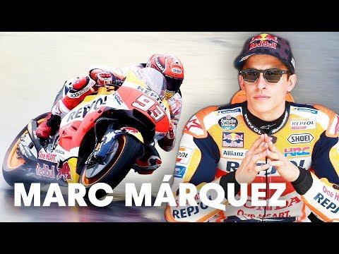 Meet the youngest six-time World Champion Marc Márquez | MotoGP 2018