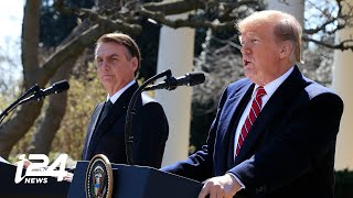 FULL: Trump-Bolsonaro Press Conference at White House