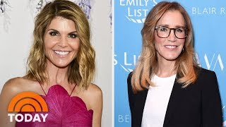 Could Lori Loughlin And Felicity Huffman Go To Jail For College Cheating Scandal? | TODAY