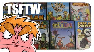 The (NOT DREAMWORKS) Collection - The Search For The Worst - IHE (9 MOVIES!)