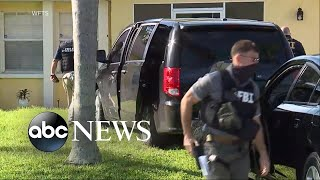 FBI, police raid Florida home of Gabby Petito's boyfriend