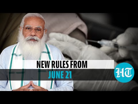 PM Modi key comments on free vaccine for all- Full Speech