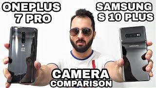 Oneplus 7 Pro vs Samsung S10 Plus Camera Comparison|Oneplus 7 Pro Camera Review