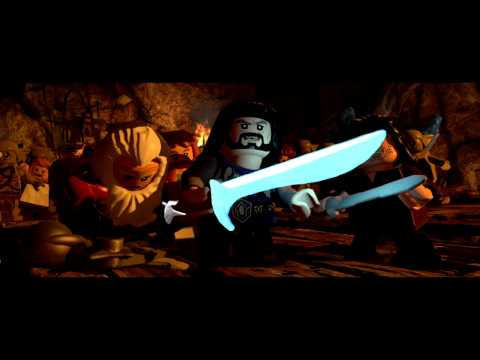 LEGO The Hobbit Buddy-Up Trailer