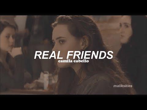 Camila Cabello - Real Friends (Traducida al español)