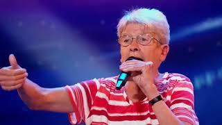 Belgium's Got Talent MC Lily