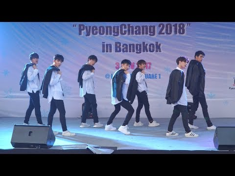 171103 HI-END cover BTS - Blood Sweat & Tears + DNA @ PyeongChang Cover Dance Contest