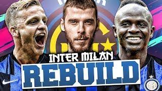 REBUILDING INTER MILAN!!! FIFA 19 Career Mode