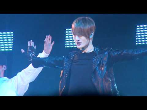 [fancam] 110129  Super Junior SS3 in  Singapore  Zhoumi solo 『 Miss Chic 』
