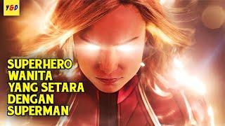 Superhero Wanita Yang Setara Dengan Superman - ALUR CERITA FILM Captain Marvel