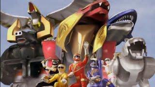 Power Ranger Fuerza Salvaje | Primera batalla con los wild zords