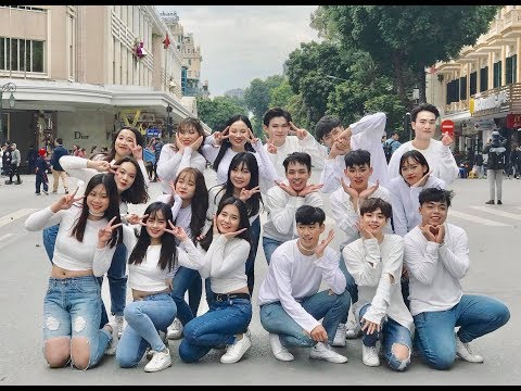[KPOP IN PUBLIC CHALLENGE] 1theK DANCE COVER CONTEST TWICE - Heart Shaker  - Oops!Crew from Viet Nam