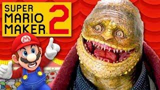 Mario Goes to the Cinema! - Super Mario Maker 2 - Gameplay Walkthrough Part 27