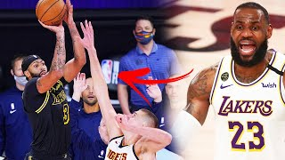 The HARSH Reality About Anthony Davis' Game Winner