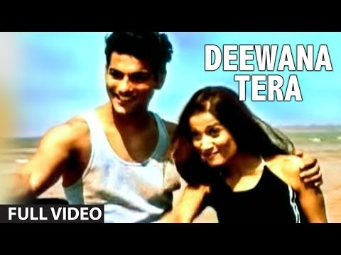 download song deewana tera sonu nigam