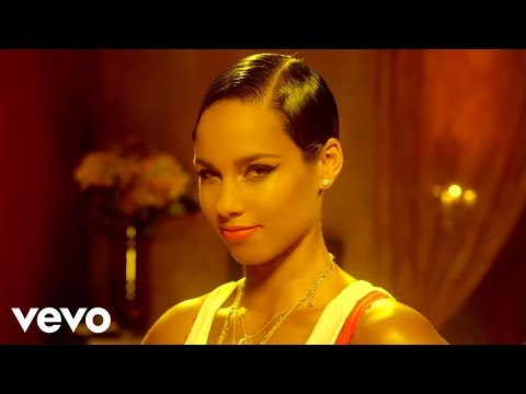 Alicia Keys - Girl On Fire (Official Music Video)