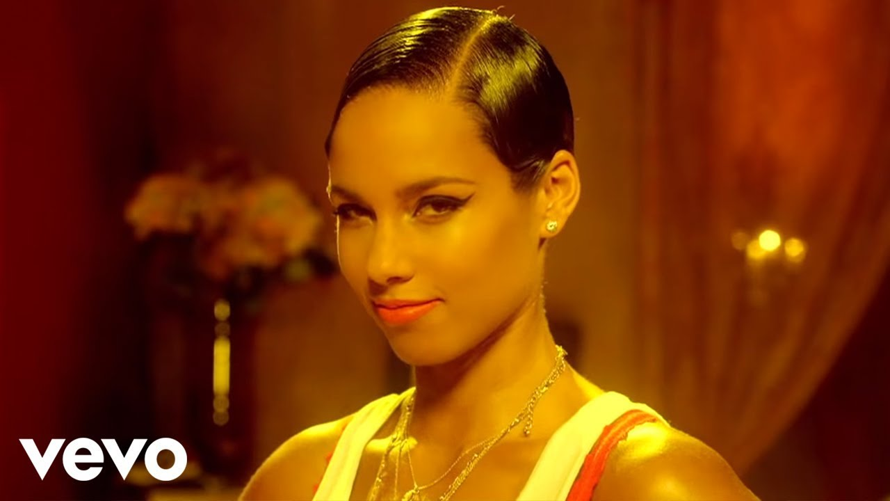 Alicia Keys - Girl on Fire - YouTube